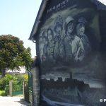 Saint-Hilaire-Petitville, fresque de la Libération