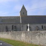 Foucarville, l'église Saint-Lô du XIe siècle