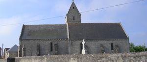 Foucarville, ville lettrine