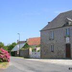 Saint-Germain-de-Varreville, le centre du village