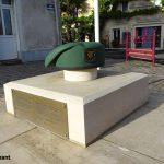 Bénouville, monument Commando Kieffer