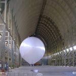 Écausseville, le hangar à dirigeables