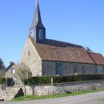 Chahains, l'église Saint-Pierre-aux-Liens du XVIIe siècle