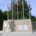 Valognes, le monument aux Morts 1914-1918