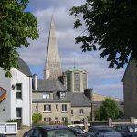 Valognes, l'église Saint-Malo du XVe siècle