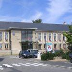 Valognes, l'Hôtel de ville