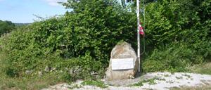 Valognes, monument lettrine