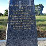 Cartigny-l'Épinay, monument 29th Infantry Division