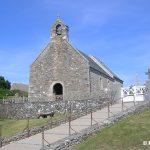Herqueville, l'église Saint-Michel du XVIIIe siècle