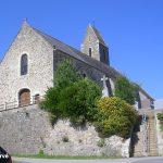Le Theil, l'église Sainte-Marguerite du XVIIe siècle