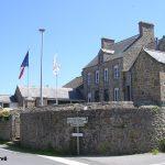Maupertus-sur-Mer, la mairie