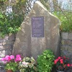 Omonville-la-Rogue, monument aviateurs américains