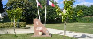 Tamerville, monument lettrine
