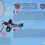 Tamerville, plaque aviateurs américains