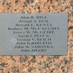 Tamerville, stèle libérateurs américains