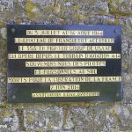 Coigny, plaque 358th Fighter Group A14