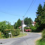 Houtteville, le centre du village
