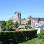 Bricquebec, le château du XIVe siècle