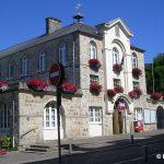 Bricquebec, la mairie