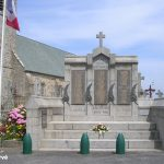 Flamanville, le monument aux Morts 1914-1918