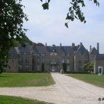 Flamanville, château de Flamanville du XVIIe siècle