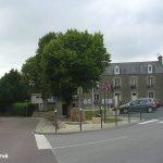 Glatigny, le centre du village