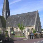Le Plessis-Lastelle, l'église Saint-Jean-Baptiste