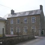 Saint-Patrice-de-Claids, le centre du bourg