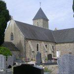 Saint-Patrice-de-Claids, l'église Saint-Patrice