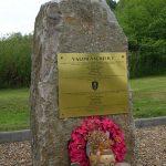 Saint-Patrice-de-Claids, monument Lieutenant Colonel Forgy