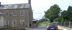 Saint-Patrice-de-Claids, ville lettrine