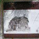 Bernières-sur-Mer, panneau pédagogique