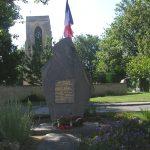 Cambes-en-Plaine, le monument aux Morts 1914-1918
