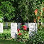 Cambes-en-Plaine, cimetière britannique