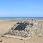 Colleville-sur-Mer, stèle Combat Medics