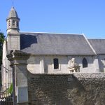 Colomby-sur-Thaon, l'église Saint-Vigor du XIIe siècle