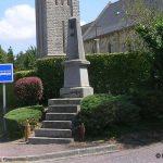 Goustranville, le monument aux Morts 1914-1918