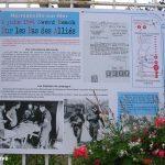 Hermanville-sur-Mer, parcours pédagogique panneau n°10