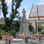 Hermanville-sur-Mer, le monument aux Morts 1914-1918