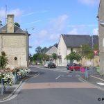 Hermanville-sur-Mer, la Grande Rue
