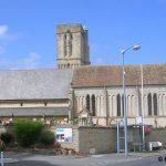 Hermanville-sur-Mer, l'église Saint-Pierre du XIe siècle