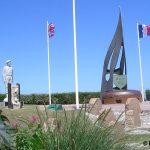 Ouistreham, monument des Français Libres