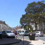 Ouistreham, le centre ville