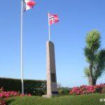 Villons-les-Buissons, monument combattants norvégiens