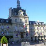 Coutances, la mairie