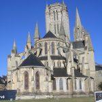 Coutances, la cathédrale Notre-Dame