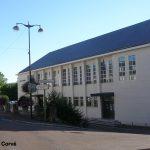 Coutances, le Palais de Justice