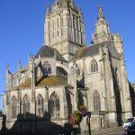 Coutances, l'église Saint-Pierre