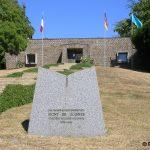 Huisnes-sur-Mer, cimetière allemand