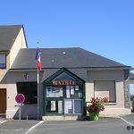 Huisnes-sur-Mer, la mairie